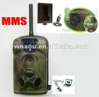 Ltl Acorn 5210MM 12MP MMS GSM infrared animal hunting scouting trail camera external antenna with solar charger+Iron box