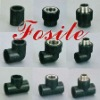 HDPE brass male and female thread pipe fittings