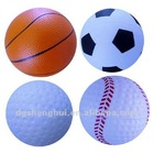 2012 New design PU foam ball for children