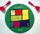 eva dartboard