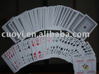 100% Plastic playing Cards (OEM Orders are Accepted)
