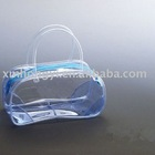 PVC cosmetic bag.PVC make up bag