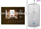 DVR Video-recording door phone withmemory card PY-V2219