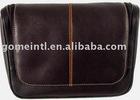 Brown Toilet & Cosmetic Bag