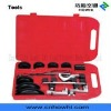 Tube Benders, tools kit, for refrigeration and air conditioning systems