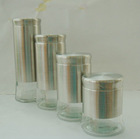 high quality glass cosmetic bottle for promotion