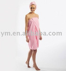microfiber bath skirt bathrobe