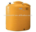 Rotational moulding plastic water storage tanks