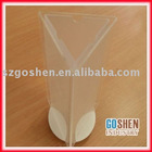 Clear acrylic table tent holder