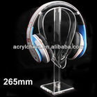 Customized earphone acrylic holder hot selling