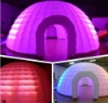 2012 New design LED Inflatable party tent