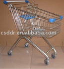 Eourpean-shopping trolley