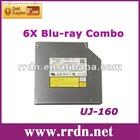 Slim BD-ROM Drive Panasonic UJ-160 UJ160,Support to read 100GB Blu ray disc