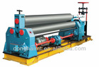 W11 symmetric rolling machine with there rollers
