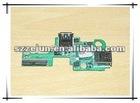 XPS 15 L501X USB Port Circuit Board 0KTYJ8 KTYJ8 DAGM6TB48EO