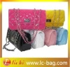 Many colors shoulder lady bag