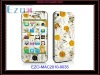 high quality color skin sticker for iphone4