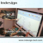 """Infrared 64 points multi-touch 42"""" touch screen touch frame"""
