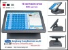 15'' all in one touch pos system