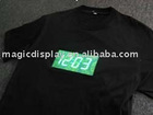 Magic EL T-Shirt with True Clock