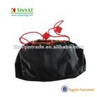 Portable drawstring cosmetic bag