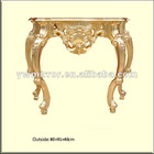 antique pu decorative table