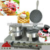 electric waffle making machine