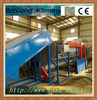 PET plastic recycling plant