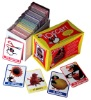100% plastic Spanish playing cards