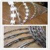 Hot Galvanized Razor Barbed Wire Low Price(Factory)