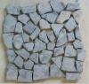 Blue Marble Mosaic