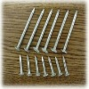 Clout nail smooth body galvanized 1/2'' to 3''