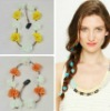2012 new hair accessories flower charming design goody hair accessories