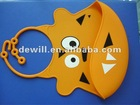 2012 hot sell silicone baby body bibs