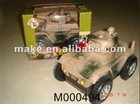 Mini Plastic Toy Tank with Light