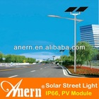 100W High Quality CE RoHS IEC Approved Solar Street Lighting System For Long Lifespan With 300Wp 35.5V Solar Panel