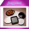 acrylic plate,perspex Food Tray,Lucite Rack