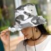 Camo mexican cowboy hat