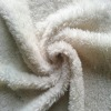 XCL soft 100% polyester shu velveteen fabric /faux fur