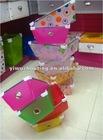 plastic fruit storage box