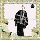 2012 beautiful muslim abaya islamic clothing for women YX012