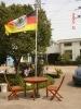 Flag pole/Aluminum flag pole/Garden flag pole