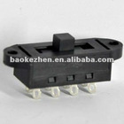 8 Pins 3 ways Slide switches for household Appliances China