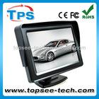 """4.3"""" TFT Car LCD Monitor for Backup camera"""