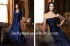 Hot sale Beautiful A-Line Wrap Ruffle Suits dress