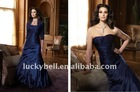 Hot sale Beautiful A-Line Wrap Ruffle Suits dress