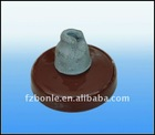 Fog Type Anti-pollution Suspension Porcelain Insulators
