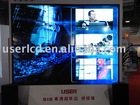 Samsung panel LCD seamless video wall