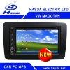Volkswagen magton/sigatar /golf special Car PC player /car gps ,2 Din Car PC player , windows XP system