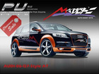Cleareance Hurry Limited Stock PU auto body kit for AUDI-06-Q7-Style AT